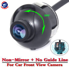 Waterproof CCD/HD 360 Degree Car Front View Camera Parking Cam Night Vision PAL