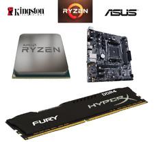 Bundle AMD Ryzen 5 3400G 4x4,20GHz+8GB DDR4+USB3.1/ ASUS Mainboard / VEGA11 HDMI