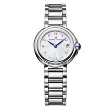 Maurice Lacroix Armbanduhren mit Edelstahl-Armband für Damen