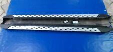 MERCEDES-BENZ GLK  PEDANE DX SX A2045200 ORIGINALI (BASI DI FISSAGGIO MANCANTI)
