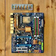 Gigabyte GA-X38-DQ6 LGA 775/Socket T Motherboard + Intel Q6600 (Untested)