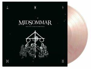 Midsommar - Soundtrack - Numbered White & Red Marbled 180 Gram Vinyl LP