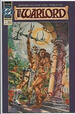 DC COMICS  #1 Jan. '92 Return to the Lost World of the Warlord NM-