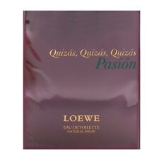 Loewe Quizas Quizas Quizas Pasion 100ml Eau de Toilette Spray NEU&OVP