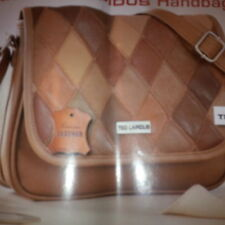 Brown patchwork quilted Ted lapidusshoulder bag & LIPSY CLUTCH BAG BRAND NEW