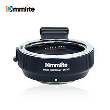 Commlite Adapter Auto Focus for Canon EF/EF-S Lens to m4/3 MFT Camera OM-D GH5