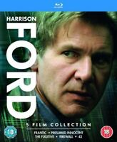 Harrison Ford Collection - Frantic/Presumed Innocent/The Fugitive /