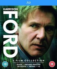 Harrison Ford Collection - Frantic / Presumed Innocent / The Fugitive / Firewall
