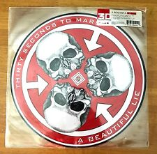 THIRTY SECONDS TO MARS - A BEUTIFUL LIE - PICTURE DISC ( VINYL) NEW