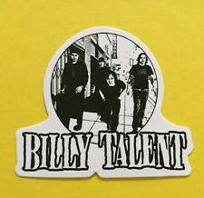 Billy Talent Canadian Rock Band Music Skateboard Laptop Cell Phone Decal Sticker