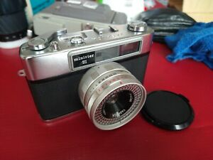 Yashica Minister III Rangefinder 35mm Film Camera