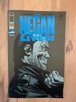 NEGAN LIVES #1 2ND PRINT ADLARD VARIANT IMAGE COMICS WALKING DEAD ROBERT KIRKMAN