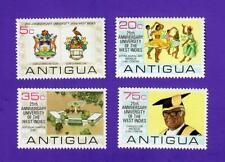Antigua Sc 325-328 University of West Indies Set of 4 Stamps UNUSED NH OG