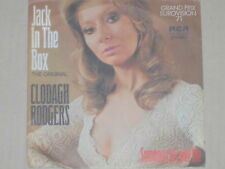 """CLODAGH RODGERS -Jack In The Box- 7"""" 45 (Grand Prix Eurovision '71)"""
