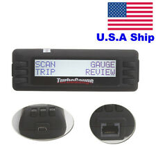 USA Stock TurboGauge IV OBD2 Auto Car Computer Scan Tool Digital Gauge 4 in 1