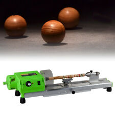 480W Industrial Table Top Electric Wood Lathe Drilling Machine Woodworking Tool