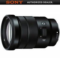 Sony SELP18105G - E PZ 18-105mm f/4 G OSS Power Zoom Lens