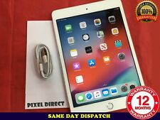 Grade B Apple iPad mini 3 16GB Retina Wi-Fi, 7.9in Silver +iOS 12 -Ref 21