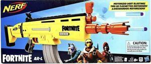 NERF Fortnite AR-L Elite Dart Blaster (SCAR Gun) hot toy 2021  FREE SHIPPING NWT