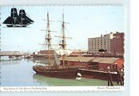 Brig Beaver II The Boston Tea Party Ship Harbor American Revolution Patriotic