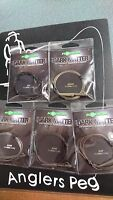 Korda  Darkmatter Leaders. All colours and types