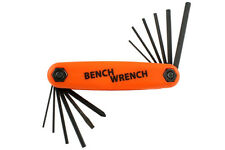 BENCH WRENCH 12 Tools-in-1  All the tools that you need for your GUITAR & BASS