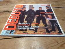 ULTRAVOX - SCOTT WALKER – Debut LP Magazine - Issue 5 RARE VINYL