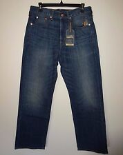Cremieux Premium Mens Blue Jeans * Relaxed Fit Stretch Denim * 40x32 NWT (rs#3)
