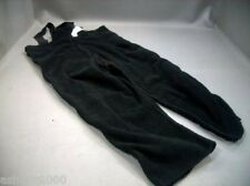 POLARTEC Classic 200 US Military Fleece Overalls Black ECWCS New w/ Tags Med S-R