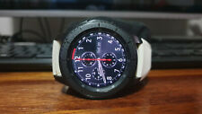 Samsung Gear S3 Frontier Black Smartwatch excellent condition