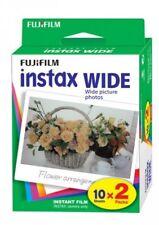 FUJI Fujifilm INSTAX Wide SOFORTBILDFILM 2 Filme für 20 Fotos Doppelpack