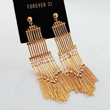 New Forever21 118mm Super Long Dangle Earrings Gift Fashion Ladies/Women Jewelry
