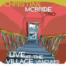 Live At The Village Vanguard - Christian Mcbride (2015, CD NEU)