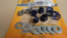 Triumph STAG 2000/2500**GEARBOX CROSSMEMBER MOUNT BUSH POLY Set**inc spacers etc