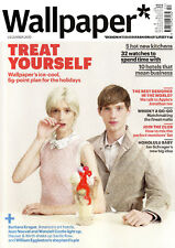 WALLPAPER MAGAZINE DECEMBER 2010 @ENTERTAINING ISSUE@