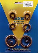 Engine Oil Seal Kit KTM 4 Stroke 250 400 450 520 525 SX EXC Mitaka (274)