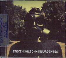 STEVEN WILSON INSURGENTES SEALED CD NEW 2012 PORCUPINE TREE