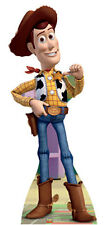 WOODY LIFESIZE CARDBOARD CUTOUT STANDUP Standee Toy Story Disney Pixar Prop