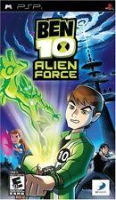 Ben 10: Alien Force (PlayStation Portable)