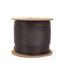 1000FT CAT6E 550MHz Outdoor Waterproof UV CMX Direct Burial Ethernet Cable