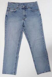 Mustang Jeans W32 L32 32/32 blau stonewashed gerade Denim X364