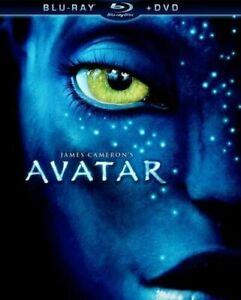 Avatar (2010, 2 Discs, Blu-ray)