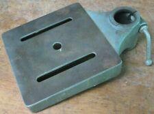 Delta Rockwell Homecraft drill press parts - table