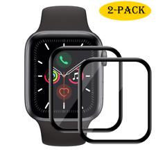 2x Apple Watch iWatch Series 6 / Watch SE 44mm Panzerfolie Schutz Folie Glas 9H