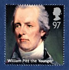 William Pitt the Younger Prime Minister Politician 10 Downing Street U/M