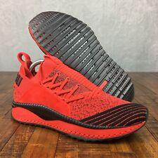 PUMA x FUBU Tsugi Jun Shoes Sneakers High Risk Red Black 36744001 Mens Size 9.5