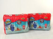 Huggies Little Swimmers Finding Dory Disposable Swim Pants - 2 Packs - 34 Total