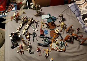 Star Wars Deluxe Figure Lot