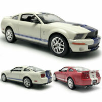 2007 Ford Shelby Cobra GT500 1:24 Model Car Diecast Toy Vehicle Collection Gift