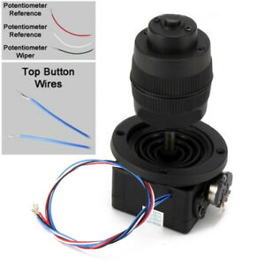 4-Axis Joystick Potentiometer Button For JH-D400X-R4 parts 10K 4D with Wire
